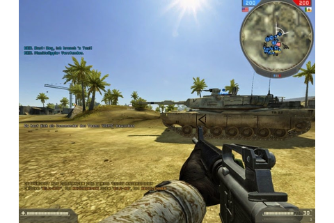 Battlefield 2 PC Game Free Download