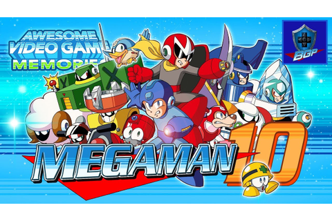 Mega Man 10 Review (Wii, PS3, Xbox 360) - Awesome Video ...