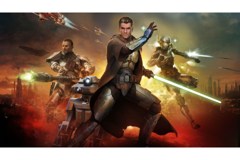 Star Wars™: The Old Republic™ Digital Starter Pack for PC ...