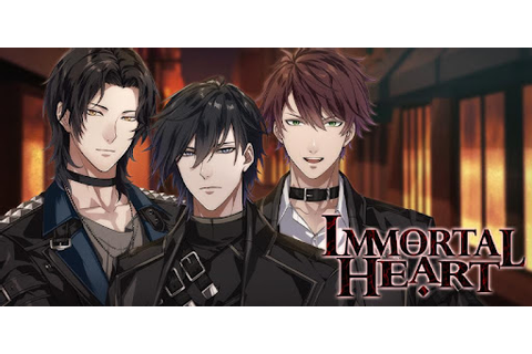 Immortal Heart : Sexy Anime Otome Game Dating Sim - Apps ...