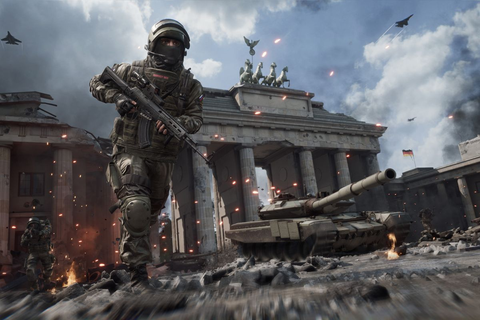 World War 3 is Battlefield 4 without the training wheels ...
