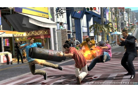 Yakuza 3 [+ All DLC] - Download game PS3 PS4 RPCS3 PC free