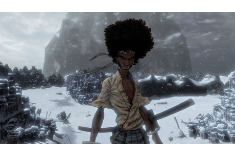 Afro Samurai 2 - The SuperHeroHype Forums