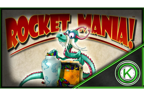 Rocket Mania! Deluxe (PopCap Games) - YouTube