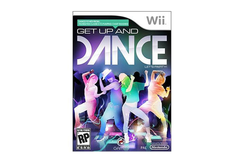 Get Up and Dance Wii Game - Newegg.com