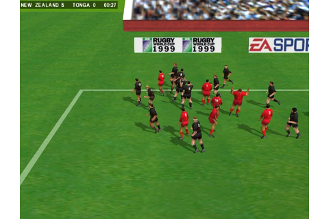 Rugby 2001 Download | GameFabrique