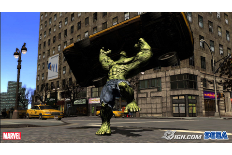 The Incredible Hulk Screenshots, Pictures, Wallpapers - PC ...