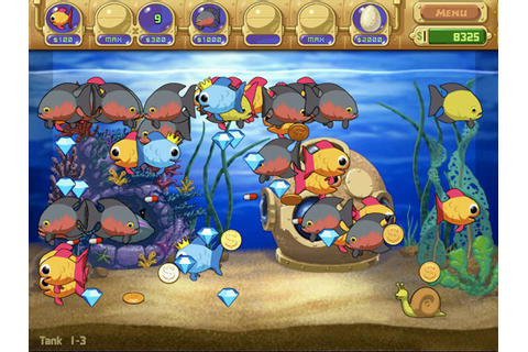 fish tank games 1 player - Insaniquarium Full | Fish Games ...