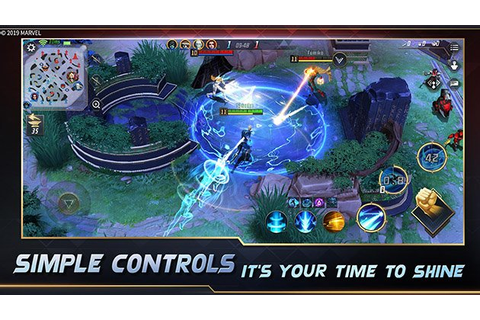 MARVEL Super War APK + OBB Data 1.6.0 for Android - Free ...