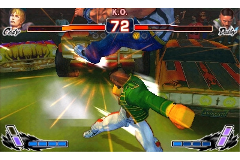 Super Street Fighter IV 3D Edition (3DS) Game Profile ...