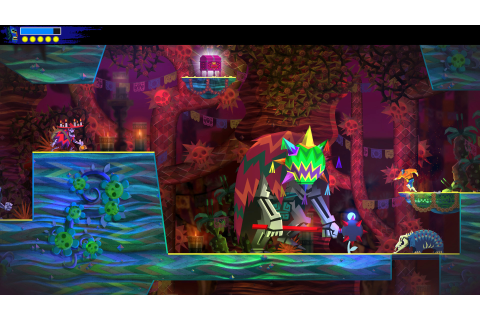 Guacamelee 2 Review | USgamer