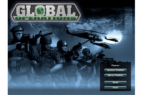 Global Operations (2002) - PC Review and Full Download ...