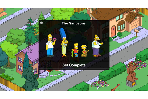 The Simpsons™: Tapped Out – Android Apps on Google Play