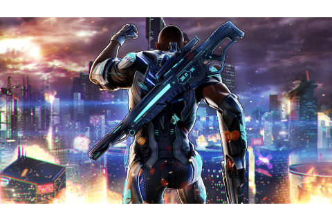 Crackdown 3 announces Wrecking Zone multiplayer mode at ...