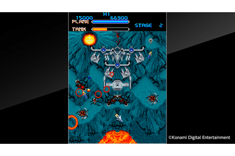Arcade Archives Arcade FLAK ATTACK on PS4 | Official ...