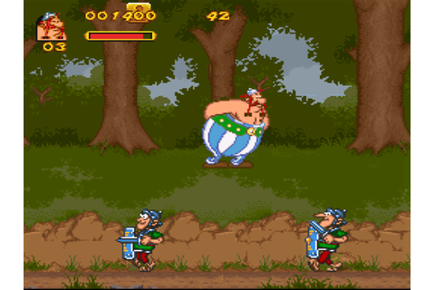 Did anyone else love Asterix & Obelix as a child? : gaming