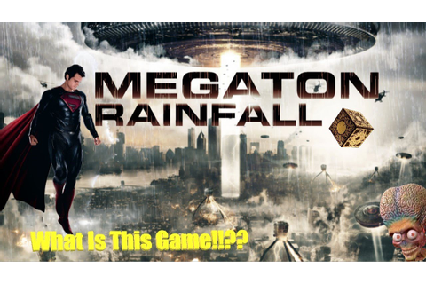 Megaton Rainfall Review - What the Heck is this Game ...