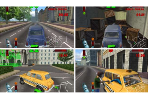 the cool games: free games download london taxi rushour