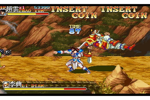 Play Sangokushi II (hack set 3, 921005 Asia) [Hack ...