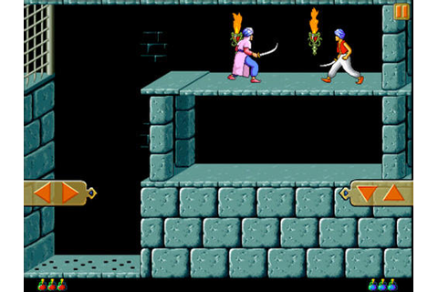 """Prince of Persia Retro"" Now Available On App Store 