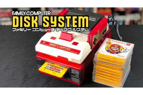 Nintendo Famicom Disk System – Buying Guide + Best Games ...