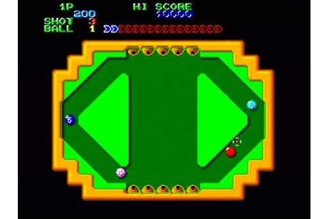 Perfect Billiards: Cool Pool Arcade Game - Retro 8 Ball ...