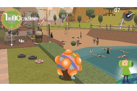 Me and My Katamari Game | PSP - PlayStation