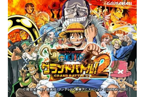 One Piece Grand Battle 2 (PSX) - Download Game PS1 PSP ...