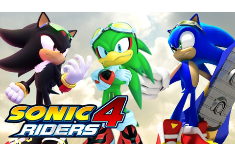 Ideas for Sonic Riders 4 w/BluRacer7 and RadioactiveRahSNG ...