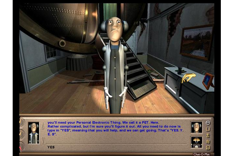 Starship Titanic Download (1998 Adventure Game)