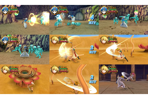 Discussione: [3DS] Magi: The Labyrinth of Magic