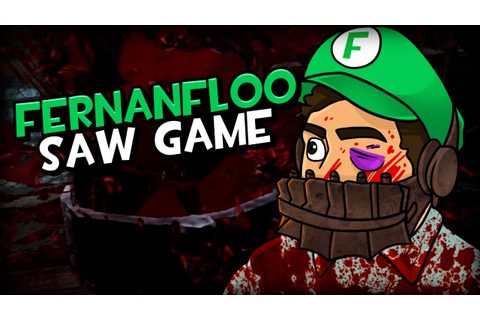 FERNANFLOO SAW GAME: AYUDANDO A UN AMIGO | iTownGamePlay ...