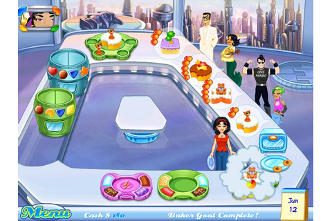 Yoori Azka: Download Game Cake Mania 2 Free Full Version