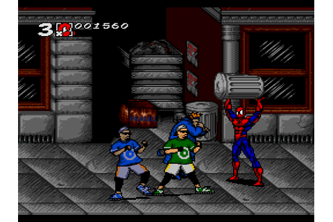 Spider-Man and Venom - Maximum Carnage Screenshots ...