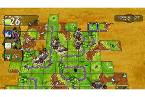 Gaming Session: Board Games (Carcassonne?), February 3 ...