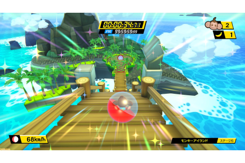 Famitsu reveals new Super Monkey Ball game coming to PC ...