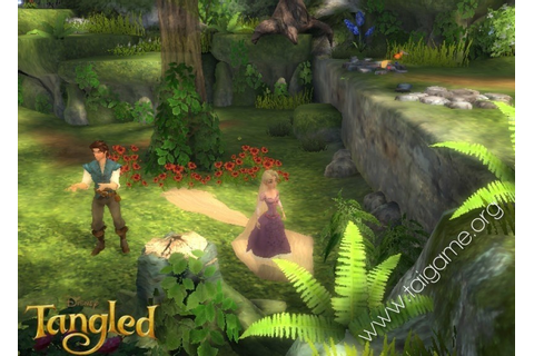 Disney Tangled: The Video Game (Công chúa tóc mây) - Tai ...