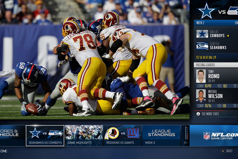 Xbox One's ESPN and NFL apps give you sports on demand ...