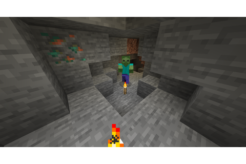 Cave – Official Minecraft Wiki