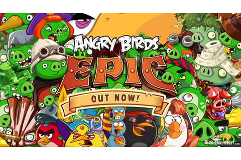 Angry Birds Epic for PC - (Windows7/8/Mac) - Free Download ...