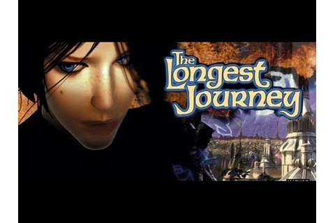 The Longest Journey - The Story [Game Movie] - YouTube