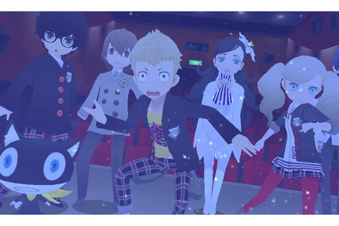 Persona Q2: New Cinema Labyrinth set to release in North ...
