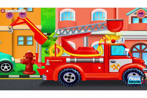 Firefighters Fire Rescue Kids, Fireman, Videos Games for ...