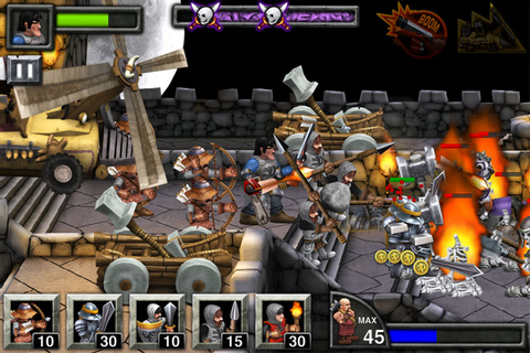 Games that don't suck: Army of Darkness Defense
