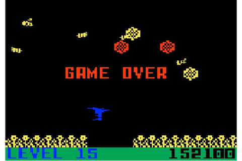 HSC Season #3 - Game #4 Buzz Bombers - Intellivision High ...