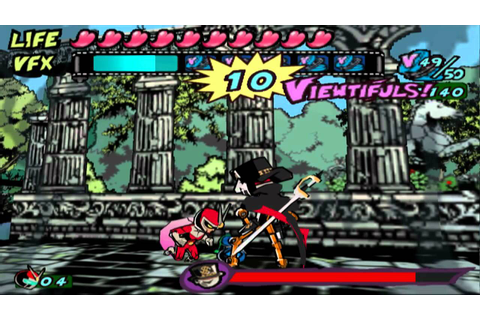Viewtiful Joe - PS2 Gameplay [HD] - YouTube