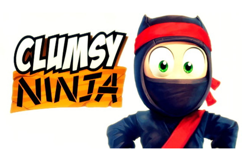 Clumsy Ninja - Samsung Galaxy S3 Gameplay - YouTube