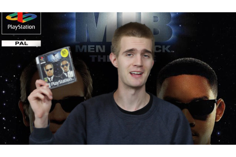 Men in Black: The Game for PSone Review - YouTube
