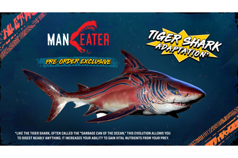 Maneater | Game Preorders