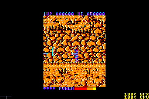 Galivan by Ocean / imagine on Amstrad CPC (1986)